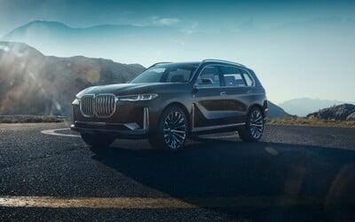 BMW šokuje okázalou X7. Nová dimenze luxusu dorazí v sériové podobě už příští rok