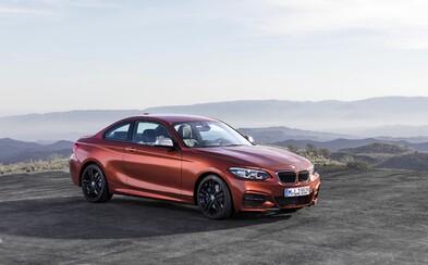 BMW technicky zdokonaľuje a dizajnovo pritvrdzuje 2-kový rad, vrátane špičkovej M2-ky