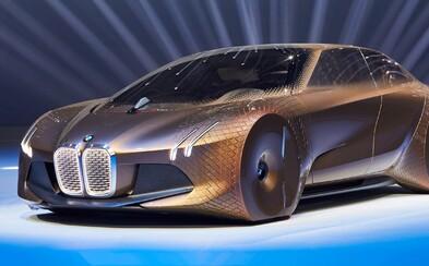 BMW ukázalo auto nabité moderními technologiemi. Takto bude vypadat budoucnost na cestách