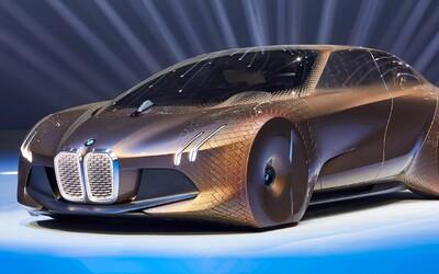 BMW ukázalo auto nabité modernými technológiami. Takto bude vyzerať budúcnosť na cestách