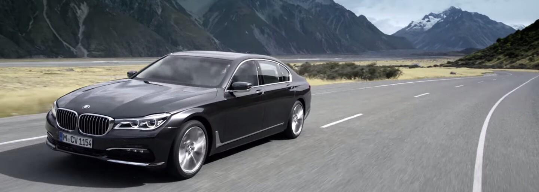 BMW velkolepě prezentuje a přibližuje přednosti nové sedmičky v poutavém videu!