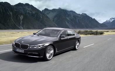 BMW veľkolepo prezentuje a približuje prednosti novej sedmičky v pútavom videu!