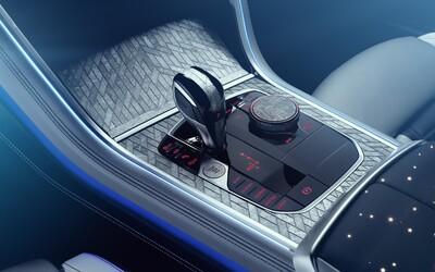 BMW vnáša prvky vesmíru do novej 8-čky. Unikátnu edíciu Night Sky zdobí meteorický kameň