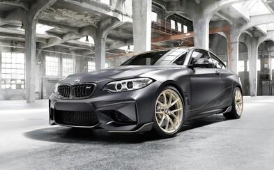 BMW vylepšuje svoj šoférsky klenot k dokonalosti. Z karbónovej M2-ky srší rešpekt