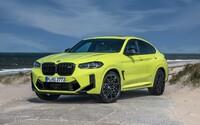 BMW X3 a X4 prošly kompletní modernizací včetně 510koňového M Competition