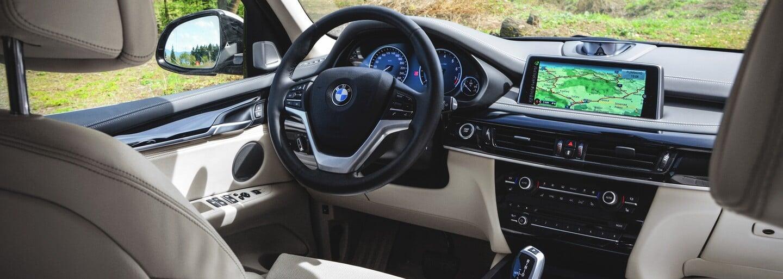 BMW X5 xDrive40e: Hybridní úhel pohledu (Test)