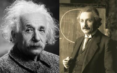 Boh je produktom ľudskej slabosti. Einsteinov list sa predal za 2,9 milióna dolárov, skritizoval v ňom aj Bibliu