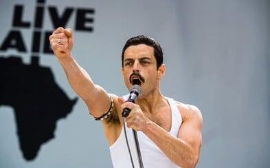 Bohemian Rhapsody je obrovský hit. V kinách prevalcovalo tržby Star is Born z otváracieho víkendu (Box Office)