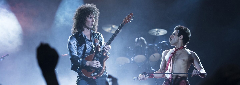 Bohemian Rhapsody je za posledních 30 let nejhůře hodnoceným držitelem Zlatého glóbu