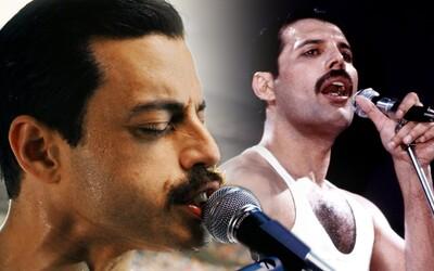 Bohemian Rhapsody je za posledných 30 rokov najhoršie hodnoteným držiteľom Zlatého glóbusu