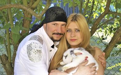 Bohuš Matuš čeká se svou 17letou přítelkyní miminko