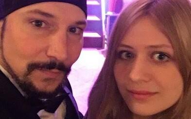Bohuš Matuš o své 16leté přítelkyni: Starám se o ni jako o své miminko