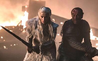 Boj proti Cersei je veľkolepejší než bitka o Winterfell. Priprav si obrovskú televíziu, odkazuje Emilia Clarke