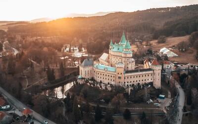 Bojnický zámok je len zlomok toho, čo tu nájdeš. Región Horná Nitra ponúka múzeá, šport, zábavu a ešte oveľa viac