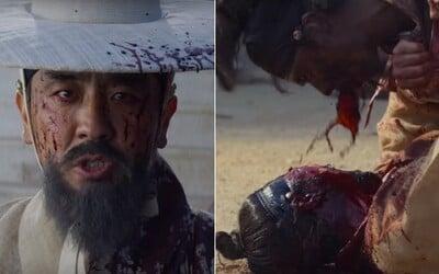 Bojovníci v Koreji rozsekávají zombíky, těch je ale stále více. 2. série Kingdom bude plná krve a politických intrik