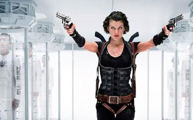 Byl Resident Evil: The Final Chapter vhodným ukončením příběhu, anebo šlo o další ze série propadáků? (Recenze)