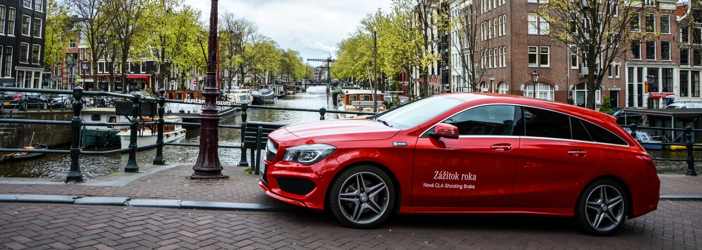 Bol roadtrip po Európe s Mercedesom naozaj Zážitkom roka? (Report)