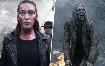 Boli sme na natáčaní Walking Dead. Čím sa maskujú zombíci, ako sa pracuje na špeciálnych efektoch a aké náročné je natáčanie?