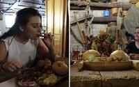 Boli sme sa nažrať v pravej sedliackej reštaurácii: masu jedla sme museli zjesť holými rukami (Reportáž)