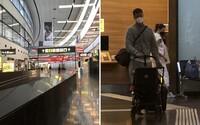 Boli sme sa pozrieť, či Slováci cestujú na exotické dovolenky z viedenského letiska. Stretli sme aj Majka Spirita (Reportáž)