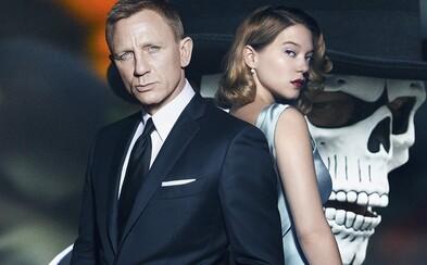 Bond nekončí, v novom videu sa len rozbieha, rovnako ako akcia v Spectre