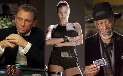 Bondovka Casino Royale, najsexi Lara Croft či Podfukári. Televízny program cez víkend a nasledujúce dni bude nesmierne lákavý