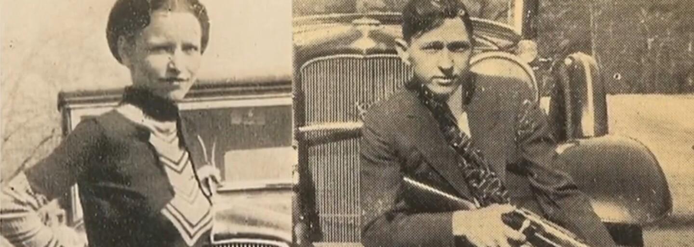 Bonnie a Clyde - legendární příběh zamilované dvojice gangsterů