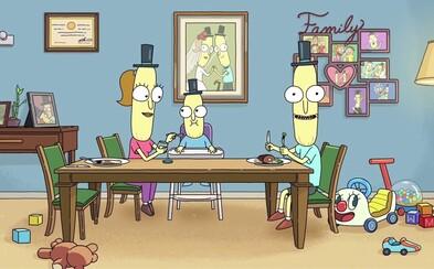 Bonus pre fanúšikov Ricka a Mortyho. Mr. Poopybutthole sa vracia v krátkom klipe, v ktorom nám ukáže svoju emocionálnu cestu životom