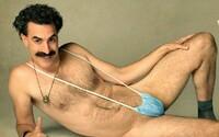 Borat je zpátky! Místo plavek má roušku a koronavirus chce zabít pánví. Podívej se na trailer pro pokračování legendárního filmu