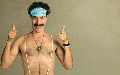 Borat má stejné množství nominací na Oscara jako Tenet. Kolik jich získal Mank, Nomadland a další skvělé filmy?