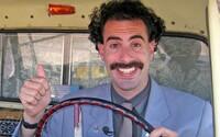 Borata 2 točili v tajnosti. Sacha Baron Cohen film už údajne aj dokončil