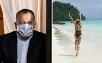 Boris Kollár chce dovolenkárov z exotiky posielať do štátnej karantény. Mutácie si vraj na Slovensko nemôžeme zavliecť