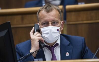 Boris Kollár je proti výhodám pre zaočkovaných, jeho hnutie nepodporí návrh koaličného ministra zdravotníctva