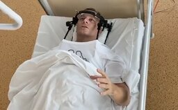 Boris Kollár natočil ďalšie video z nemocnice: Verí, že tak ako záchranári by sa zachovala väčšina Slovákov