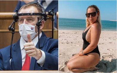 """Boris Kollár: Netrestajme lekárov za to, že zaočkujú aj niekoho """"z ulice"""". Vakcínu by mali využiť, nie ju vylievať"""