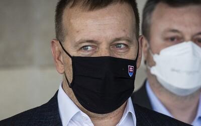 Boris Kollár podmienil ďalšie predĺženie núdzového stavu. Z nemocníc musia prepustiť ešte 1 000 ľudí