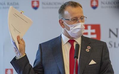 Boris Kollár pre kauzu svojej diplomovky pripustil odchod z vládnej koalície