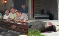Boris Kollár s piťovcami na drinku a Mikuláš Černák, ktorý spí na tigrovi. 10 záberov na minulosť slovenskej mafie
