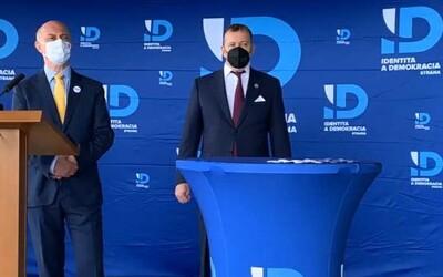 Boris Kollár strašil migrantmi, po otázke o porušení zákona tlačovku zrušil
