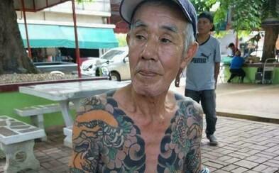 Boss japonskej mafie bol na úteku 15 rokov. Stačila jediná fotka jeho tetovania, aby si poňho prišla polícia