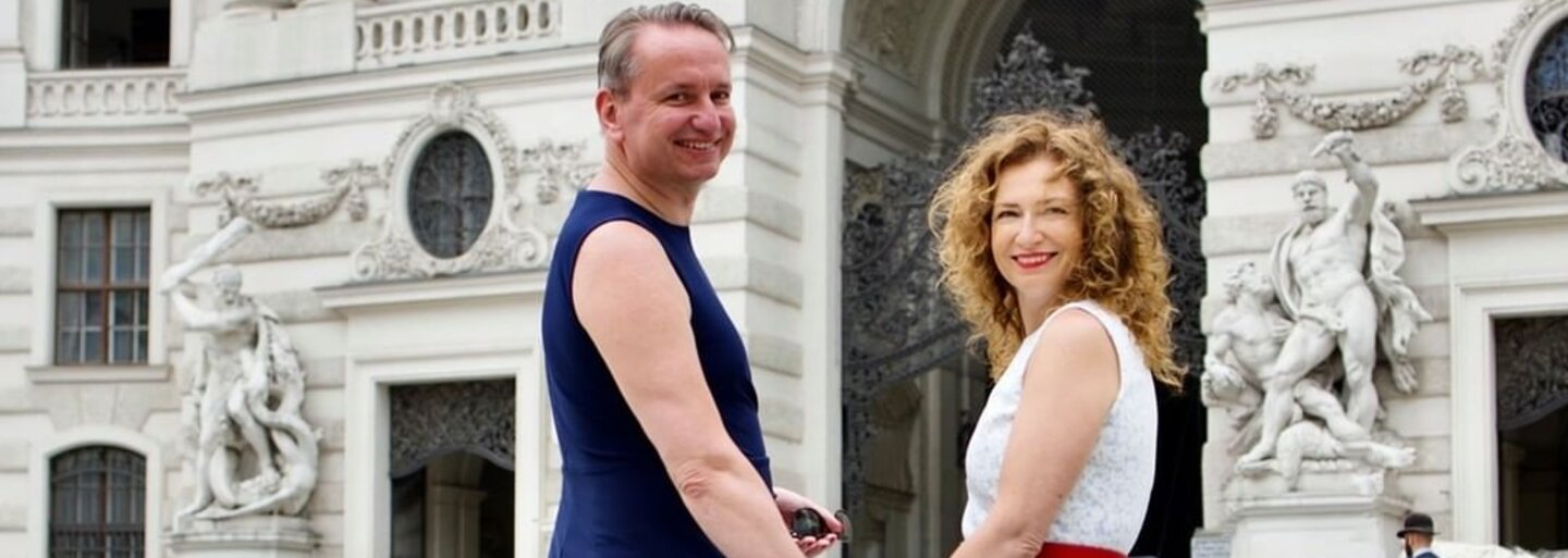 Both of Them Wear Feminine Clothing. This Married Couple Is Putting Freedom and Joy First in Their Life (Interview)