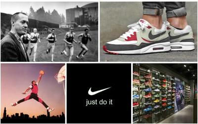 Boty, které navždy změnily svět sportu i módy, to je příběh značky Nike