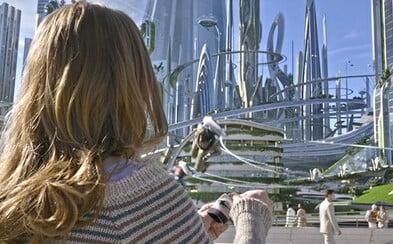 Box Office: Clooney s prepadákom menom Tomorrowland šliapol vedľa, a výrazne sa to odrazilo aj na tržbách.