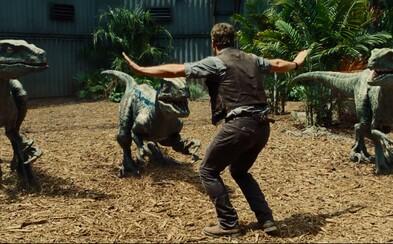 Box Office: Jurassic World búra rekordy, za prvý víkend zarobilo neuveriteľných 500 miliónov dolárov