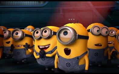 Box Office: Mimoni s titulom najzárobkovejšieho piatkového opening day pre animák v histórii