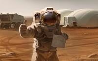 Box Office: Stratený Matt Damon sa vracia na čelo tržieb