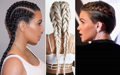 Boxer braids, praktické copánky, které už dnes můžeš nosit ke každé příležitosti