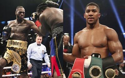 Boxer Deontay Wilder prohlásil, že chce v ringu zabít člověka. Anthony Joshua mu jako potenciální soupeř už i výmluvně odpověděl