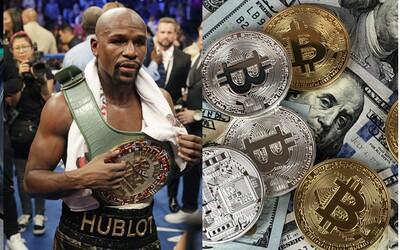 Boxer Floyd Mayweather byl obviněn z podvodu s kryptoměnami