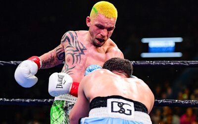Boxer kousl soupeře jako Mike Tyson. Vzali mu výplatu ve výši 300 tisíc dolarů a má zákaz bojovat